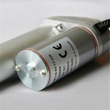12 V 10 мм/сек. = 0,4 inch/s скорость 750N = 75 кг = 165LBS подъема 100mm = 4 дюйма хода DC электрический линейный привод