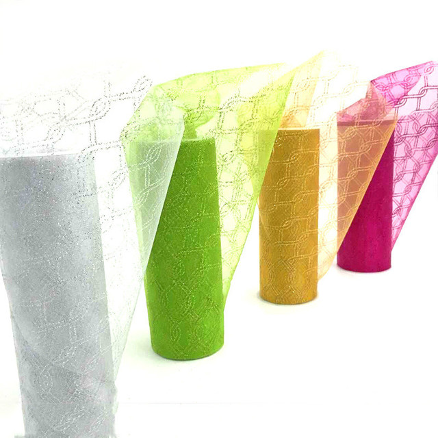 Sensational Us 6 99 15Cmx9M Nylon Colorful Sheer Organza Table Swags Wedding For Event Party Decoration Decoration Chair Covers Door Flowers 7D In Party Diy Creativecarmelina Interior Chair Design Creativecarmelinacom