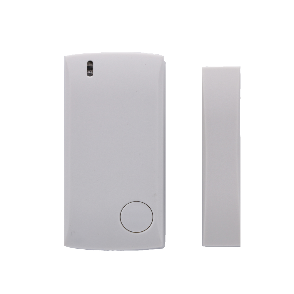 Wireless Intelligent Door/Window Sensor Magnetic Contact Detector for Security Alarm System(China)