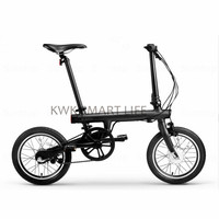 Original Xiaomi Qicycle EBike Foldable Smart Electric Bicyle With Panasonic Lithium Battery