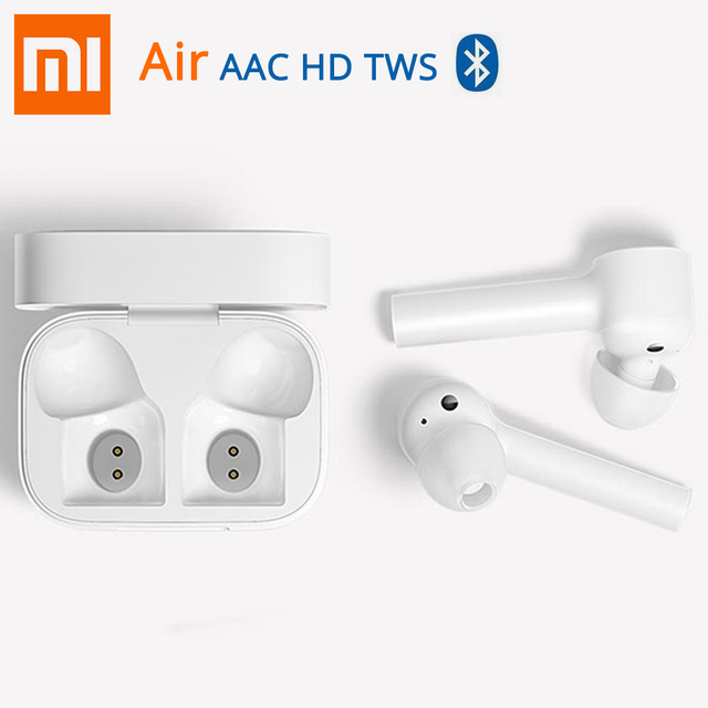 Original Xiaomi Airdots Pro TWS Bluetooth Headset True Wireless Stereo Wireless Earbuds Tap Control For IOS Android Phone VSi10