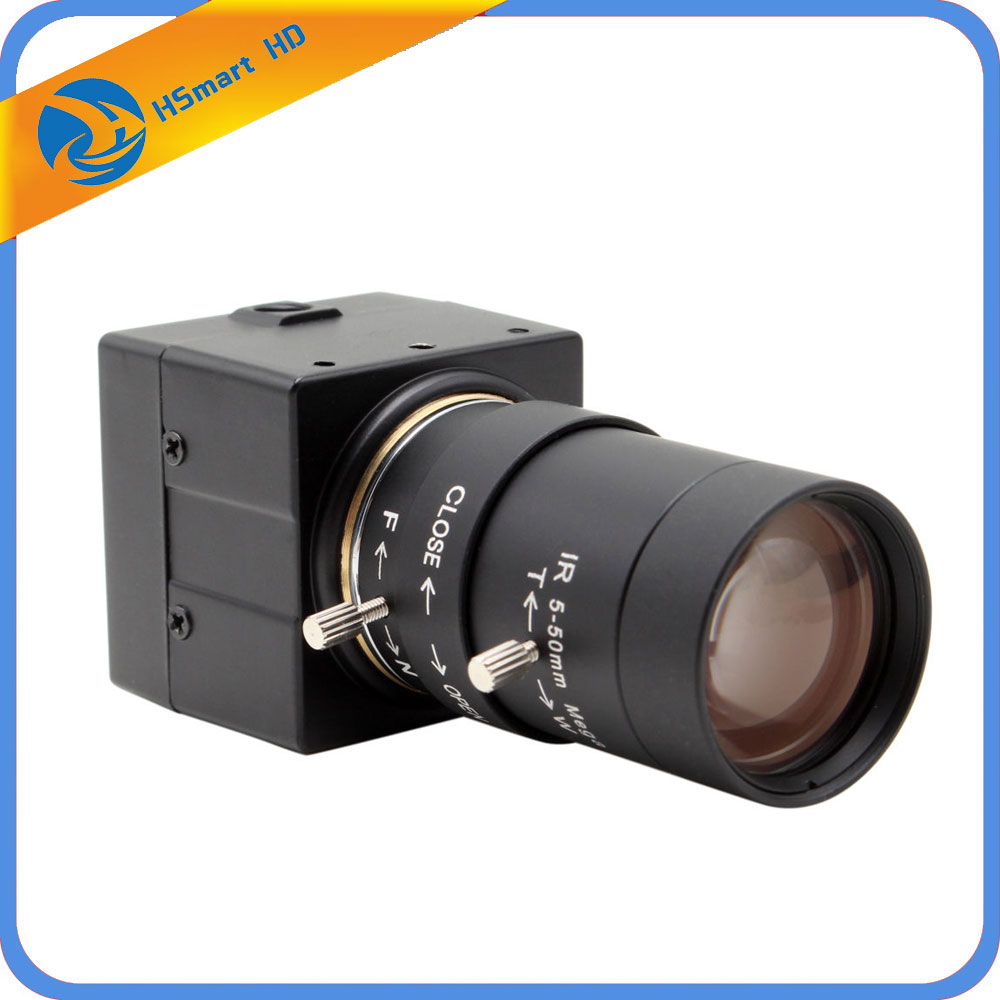 CCTV Sony IMX811 700TVL 6-60mm Varifocal Lens 9-22mm CCD Box Camera Indoor Security CCTV Mini Cameras электрочайник russell hobbs legacy kettle black 21283 70