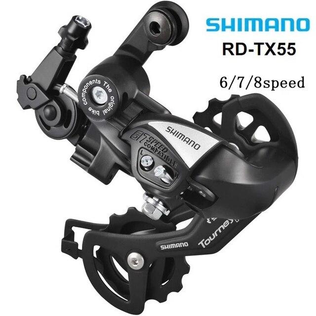 shimano fahrrad rd tx55 schaltwerk mountainbike 6 7 8. Black Bedroom Furniture Sets. Home Design Ideas