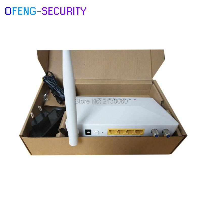 Original EOC SLAVE MSS5004W modem with wifi 4FE+1WIFI router original eoc salve mss5004w 4fe wifi eoc slave with 4 rj45 port ont onu