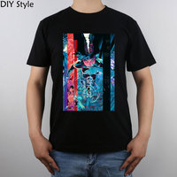 Ghost In The Shell T Shirt Top Pure Cotton Men T Shirt