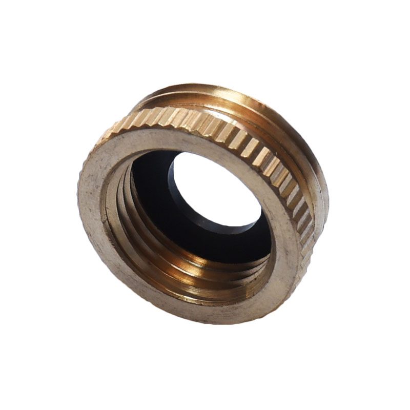 wxrwxy Brass quick connector 1/2 3/4 brass connector 3/4 threaded ...