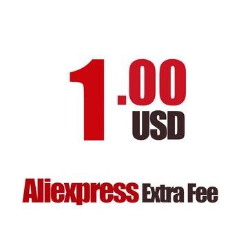 Aliexpress cargo Extra de 1 $, para el comprador agregar flete, ordene cierta cantidad en consecuencia, como 10 Uds. Por US $10, etc.