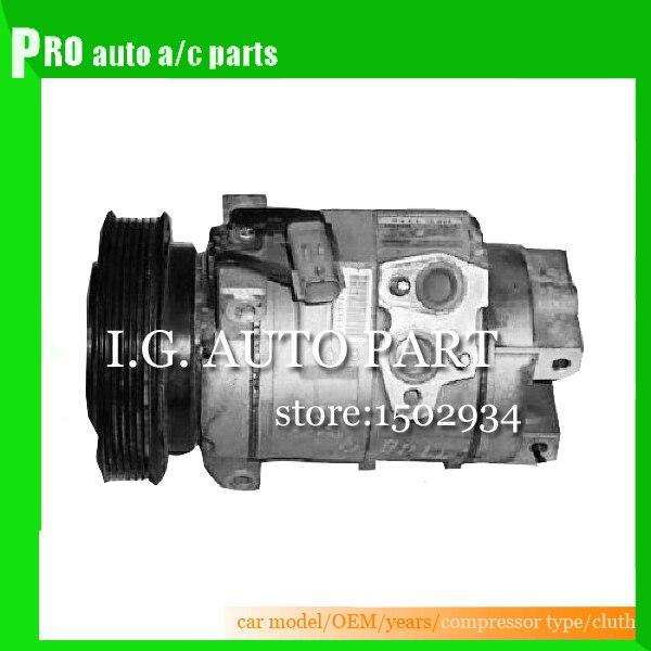 Air Compressor For Car Chrysler Pacifica 3.5l V6 2005