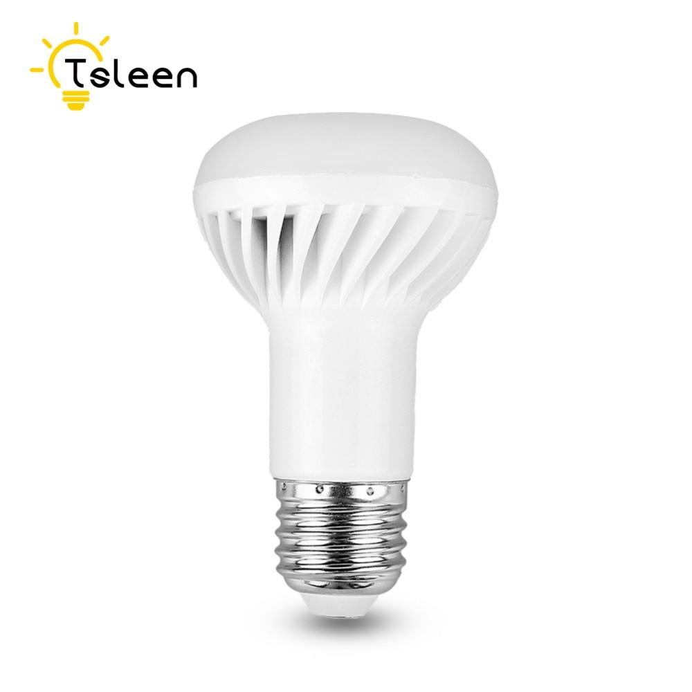 Led Bulbs & Tubes Tsleen Led Bulb Lamp E27 Ac 110v 220v 230v 240v Lampada Led Spotlight 3w 5w 7w 9w 12w Bombillas Ampoule Effective Light 5730 Smd