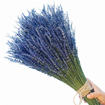 100g Natural dried flowers lavender bundles buds freshly bunch Aromatherapy fashion decorative bouquet