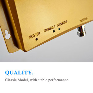 Image 3 - Powerful LCD 3G GSM Cellular Signal Booster Repeater 900MHz 2100MHz UMTS Mobile Cell Phone 3G Amplifier Kit Two Indoor Antenna @