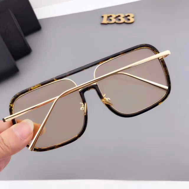 e288fdf32a8d7 2017 Newest Clear Glasses Men Luxury Brand Sunglasses Myopia Clear Lens  Glasses Frame Oversize Suqare Eyeglasses