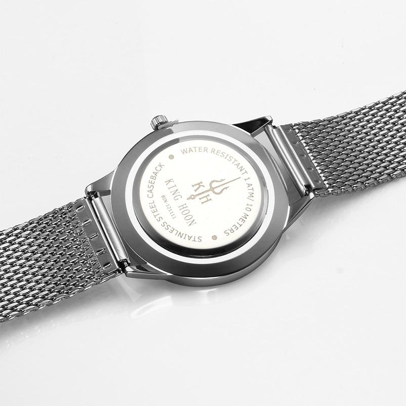 2017 Yeni Marka Moda Kişi İdman Saatları Kişi Kvars Saatı Tarixi - Kişi saatları - Fotoqrafiya 4