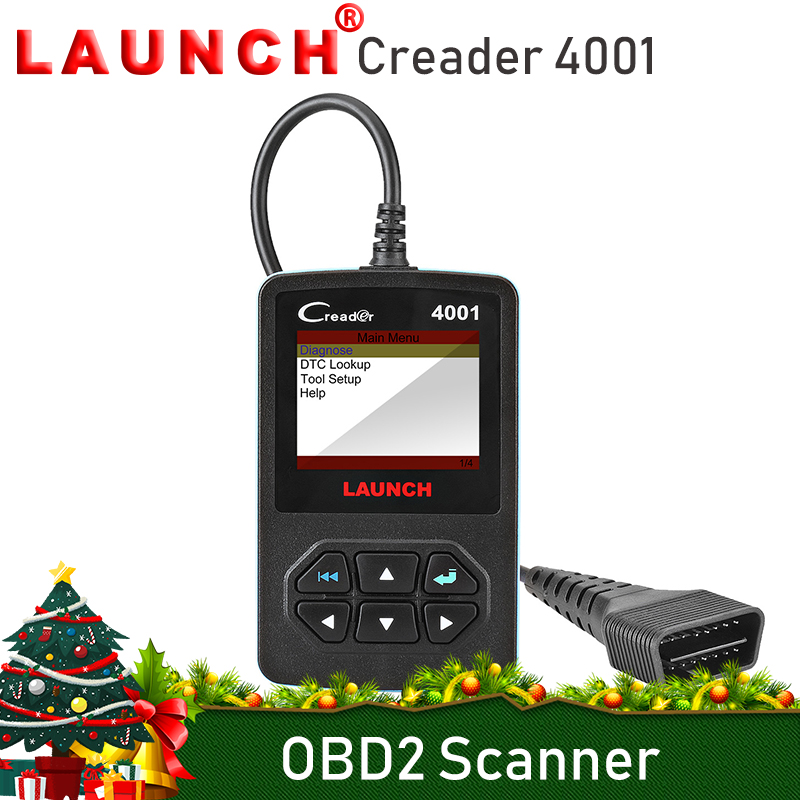STARTEN Creader 4001 OBD2 Auto Scanner Diagnose Werkzeug Automotive Fehler Code Reader Diagnose Scan Werkzeuge OBDII Universal Scaner