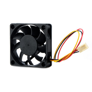 3Pin DC 12V 60*60mm Laptops Cooling Fans For Notebook Computer Cooler Fans Replacement Accessories P0.11(China)