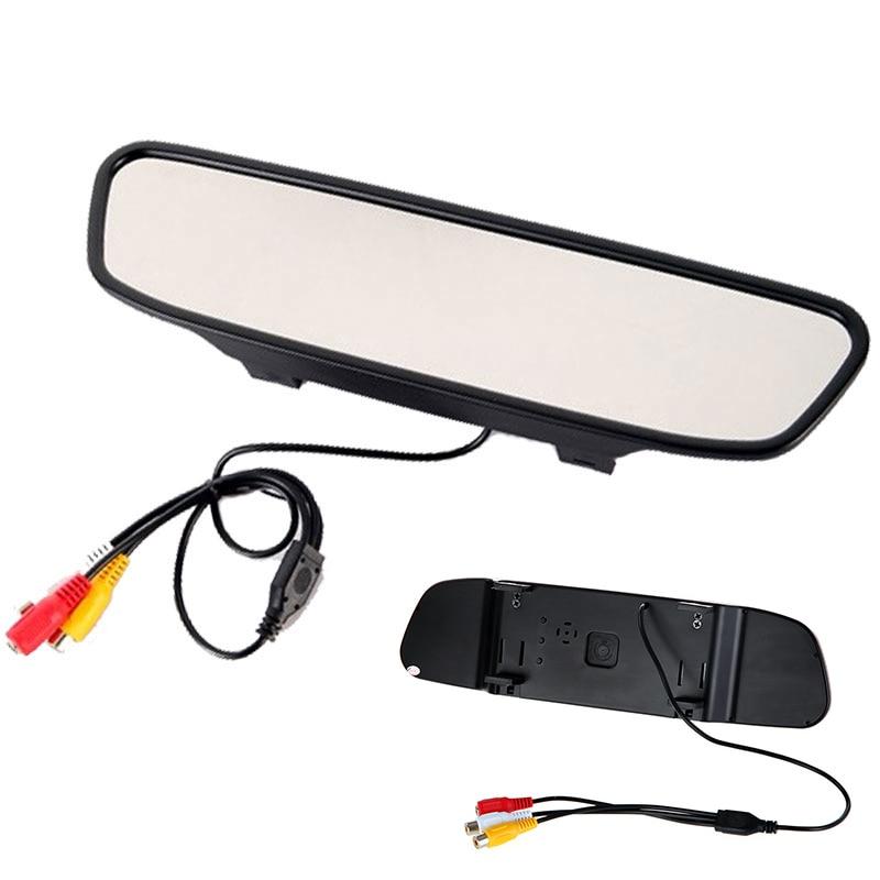 4 3 Quot Car Monitor Color Tft Lcd Dvd Camera Vcr Rear View