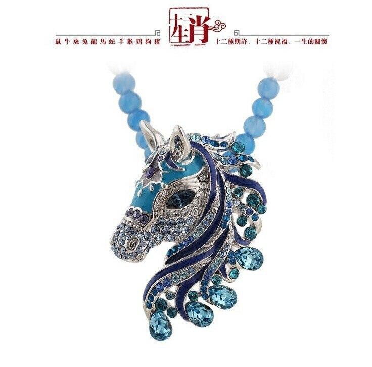 №Nueva declaración de moda occidental estilo mujeres elegante cadena ...
