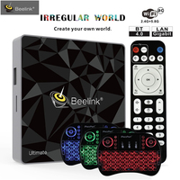 Beelink GT1 Ultimate TV Box Android 7 1 Amlogic S912 Octa Core 3G RAM 32G ROM