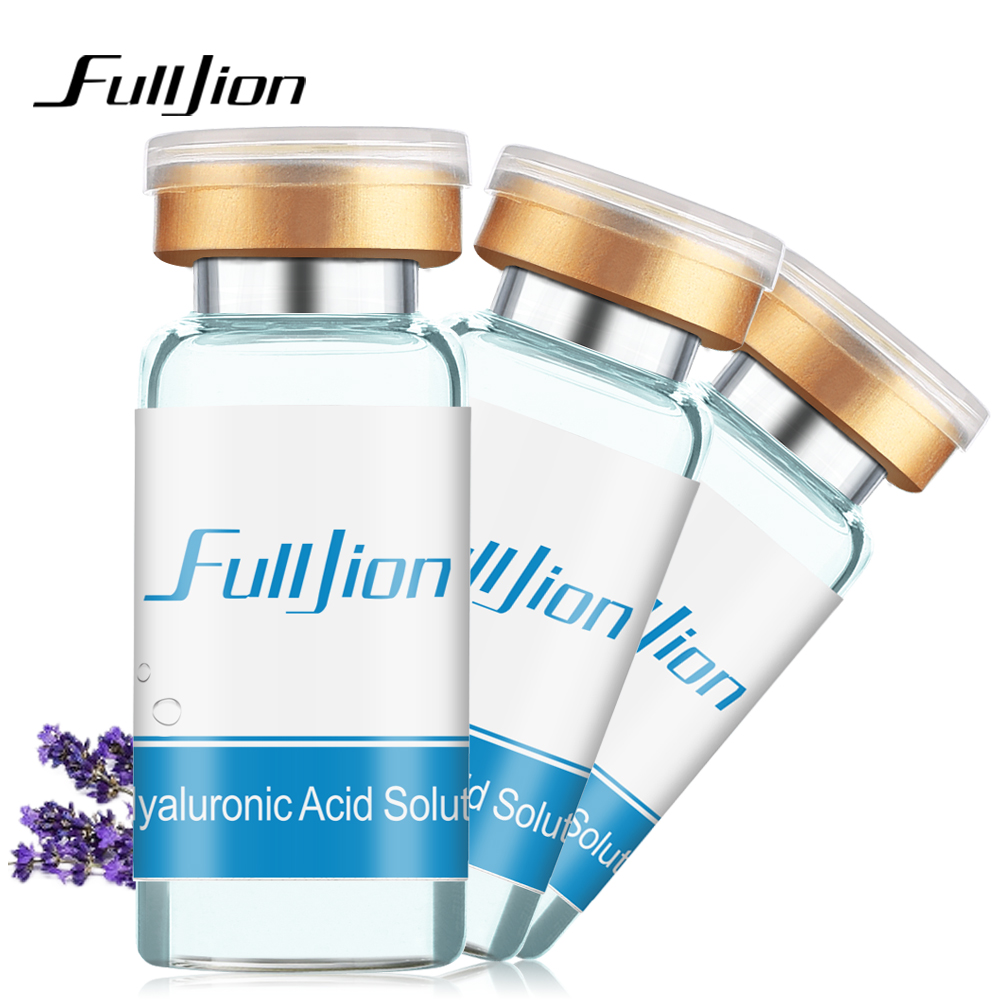 Fulljion Pure Extract Nourish Repair Hydrating Cream Hyaluronic Acid Serum Moisturizers Face skin Care Moisturizing whitening bovey 5 in 1 skin care set hyaluronic acid ha moisturizing gift box hydrating cleanser face toner lotion cream eye cream ws5529
