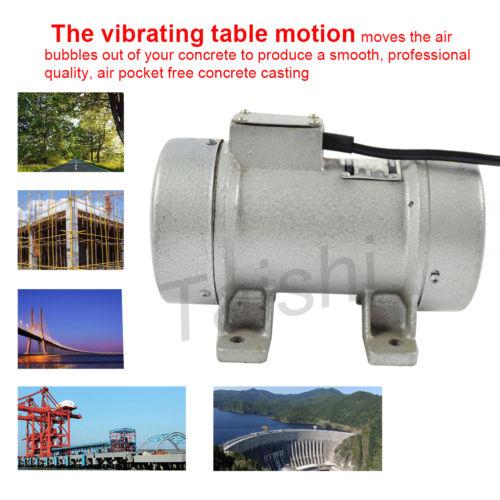 TABLE-CONCRETE VIBRATOR MOTOR CONCRETE VIBRATOR FOR CONCRETE VIBRATING working with concrete