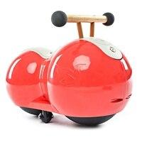 6 Months 3 Years Children S Cool Gift Twisting Car Unique Cute Peanut Gourd Design Drift