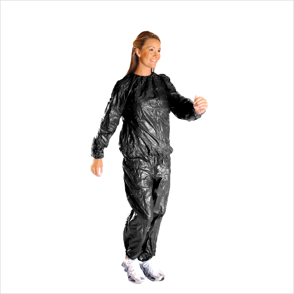 CAP Fitness Sauna Suit Weight Loss Sauna Clothes-in ...