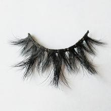 HEXUAN 4d Mink Eyelashes Thick HandMade Full Strip Lashes Rose Gold Cruelty Free Luxury Makeup Dramatic 4D