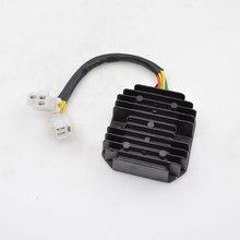 Motorfiets 6 Draden Voltage Regelaar Voor Honda CH125 CH150 CN250 CB450 CB450 XBR500S CM400T CL250S Onderdelen