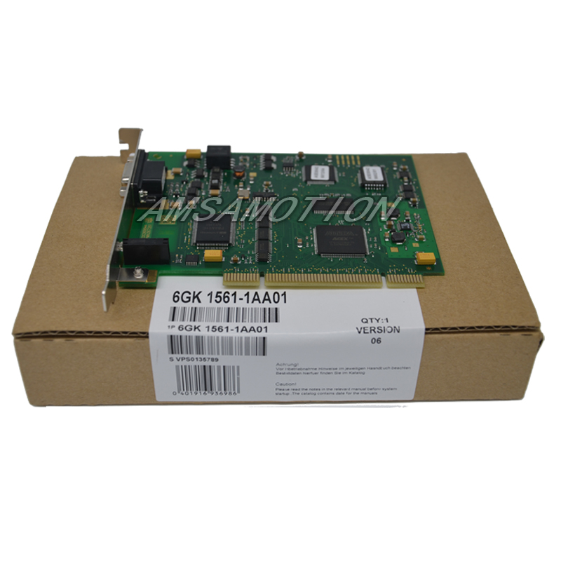 CP5611-A2 PROFIBUS DP / MPI / PPI communication card PCI slot for desktop 6 GK1 561-1AA01 6GK1561-1AA01 6GK15611AA01 freeship