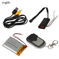 Xvgjdz Mini Kamera Full HD 1080 P DIY Video Recorder Sprachaufnahme Mini Control DVR Bewegungserkennung Remote DV