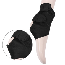 1Pair Magnetic Therapy Self-heating Ankle Support Protector Adjustable Protectio