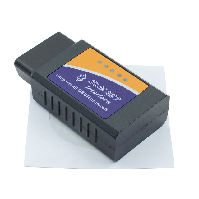 Newest V2.1 Elm327 Bluetooth Adapter Obd2 Elm 327 Auto Diagnostic Scanner For Android Elm-327 Obd 2 ii Car Diagnostic Tool