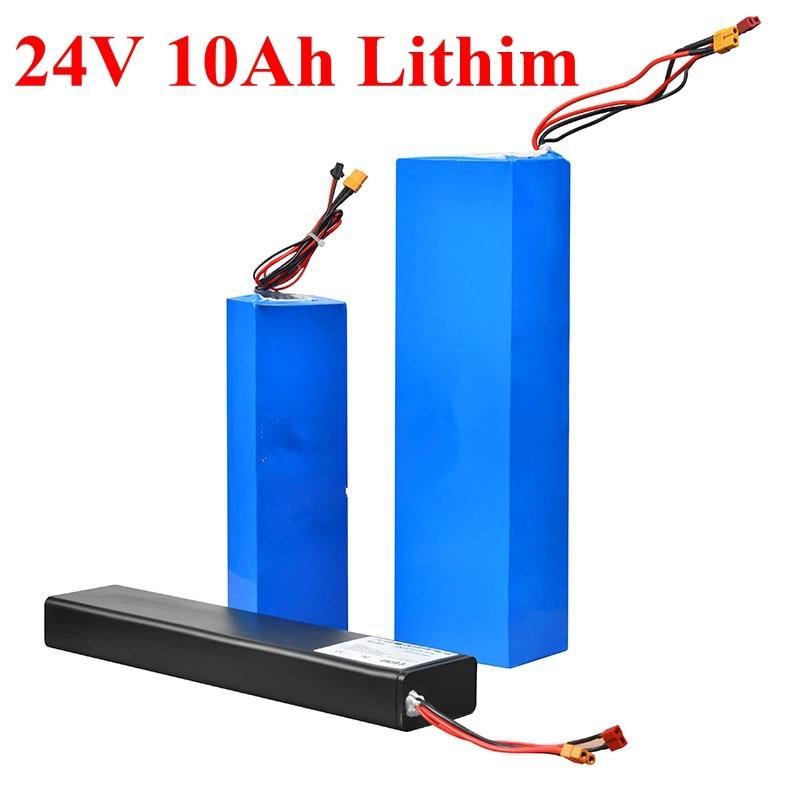 24v 10ah Lithium Electric Bike Battery 24v 10ah Battery Pack Li ion for Bicycle 24v 350w