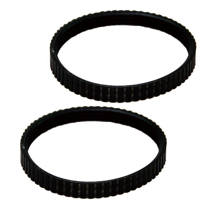 2pcs Rubber Planer V-Drive Belt 225069-5 Power Tools Accessories Replacement For Makita Planer 1125 1911B