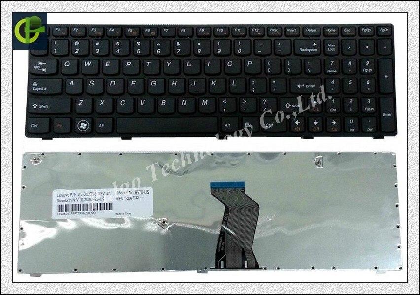 Keyboard for LENOVO Z560A Z560G G770 G780 G570 G570A Z565 Z560 laptop keyboard US version