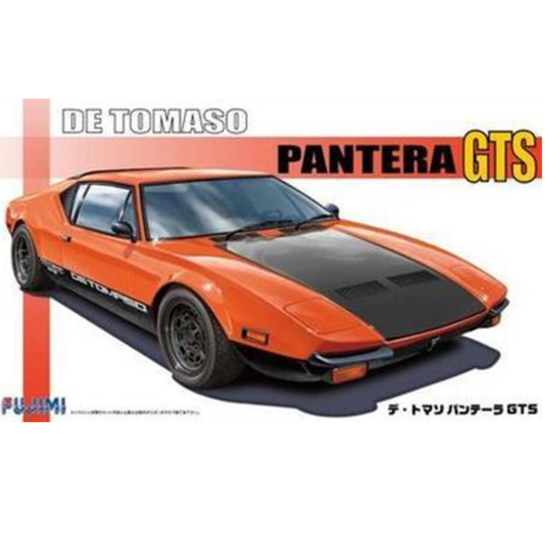 1/24 Pantera GTS Detomaso 12553 все цены