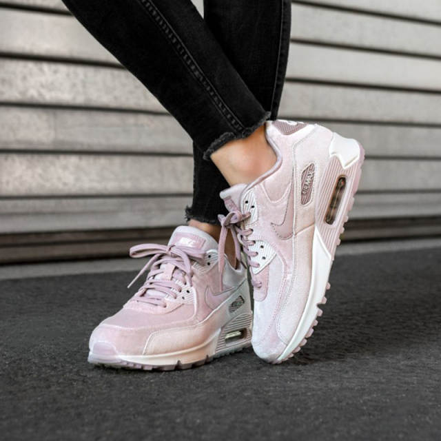 US $70.14 47% OFF|Original NIKE AIR MAX 90 LX Women's Running Shoes Sport Outdoor Sneakers Lace up Durable Athletic Designer Footwear New Arrival in