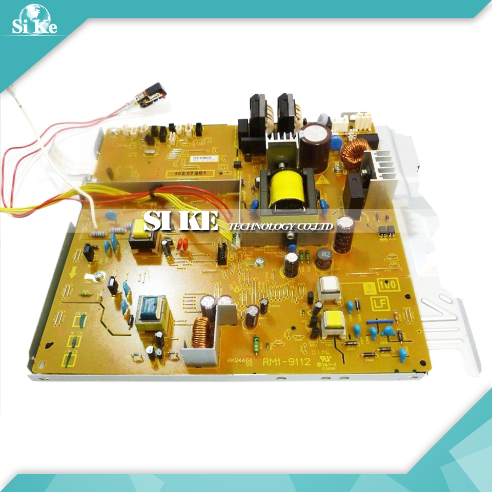 LaserJet Engine Control Power Board For HP M401D M401DN M425DN M425 401D 401DN 425 RM1-9112 RM1-9113 Voltage Power Supply Board laserjet engine control power board for hp color laserjet cm1015 cm1017 rm1 4364 rm1 4363 1015 1017 voltage power supply board