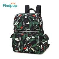 Findpop Backpack Teenager School Bag Conputer Backpack Large Size Bag For Girls 5 Colors