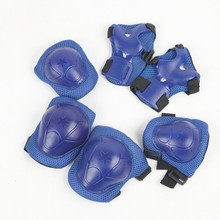 6pcs/set Skating Protective Gear Sets Elbow pads Cycling Bike Bicycle Skateboard Ice Skating Roller Knee Protector For Kids