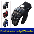 Hot Sale Newest Motorcycle Gloves Off Rod Racing Full Finger Gloves Scooter Motorcross Motorbike Full Finger Carbon Fiber Glove