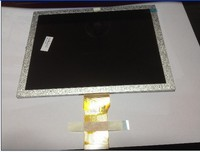 Free shipping 8inch 50pin LCD KR080PA6S for KNC MD603 ,CUBE U16GT Tablet Display screen,size:183*141mm