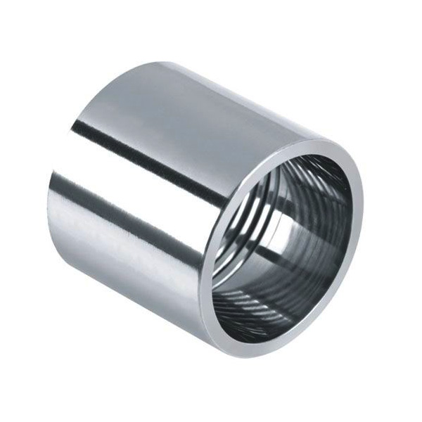 Stainless Steel Pipe Through Joint Internal Threaded Bushing Joint  Quick Connect Tri Clamp  Plumbing Supply