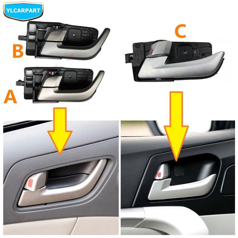 For Geely Emgrand 7 EC7 EC715 EC718,EC7-RV EC715-RV EC718-RV,IMPERIAL,Car Inside Door Handle,door Opening Handle