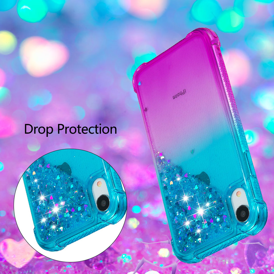 iphone xr Glitter Case (4)
