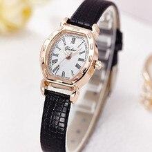 High Quality Gold Bracelet Watches Women Luxury Brand Leathe