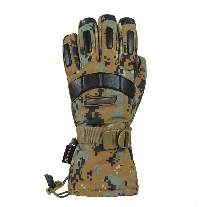 Winter Outdoor Camping&Hiking Ski Gloves Thicken Non-slip Sheep - Sportswear and Accessories - Photo 5