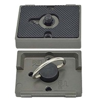 Top Deals Camera 323 Manfrotto Quick Release Plate With Special Adapter 200PL 14