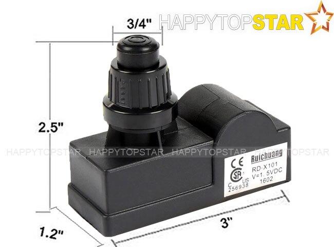 Barbecue 03320 Spark Générateur 2 Outlet AAA LR03 LR3 Batterie bouton allumeur gaz Grill