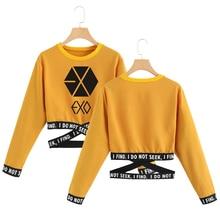 EXO Crop Top (4 Models)